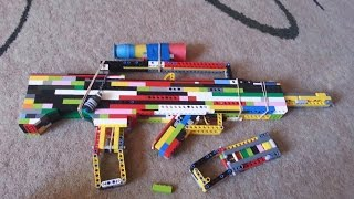 Lego Famas or Type 97