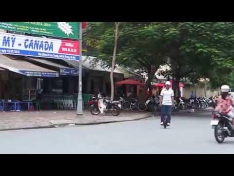 Xe một bánh nhỏ nhất thế giới xuất hiện tại Việt Nam