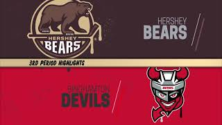 Devils vs. Bears | Apr. 17, 2021