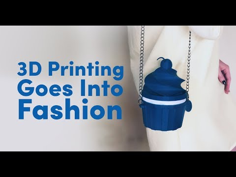 The Future of Fashion Industry Has Come | 3D Printing Changes Everything