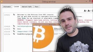 So richten Sie eine private Bitcoin-Brieftasche ein