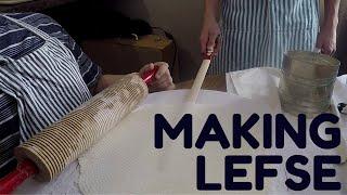 Making Lefse thumbnail