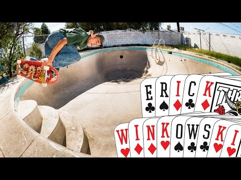 """preview image for Erick Winkowski's """"Right Side Up"""" Part"""