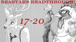 RelationshipDynamics!|BeastarsChapters17-20Readthrough!