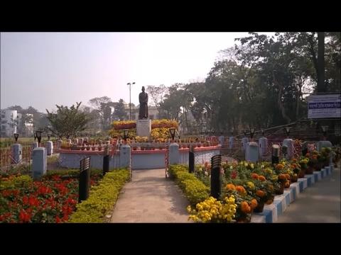 Rabindra Bharati University video cover1