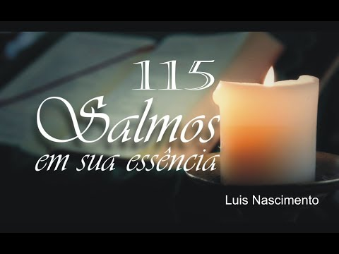 "Salmo 115 bíblia católica.""Psalm 115 Catholic Bible"
