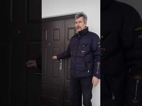 Вскрытие входной двери коттеджа