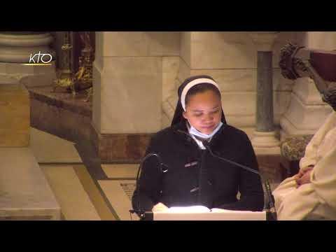 Messe du 9 novembre 2020 à Notre-Dame de la Garde