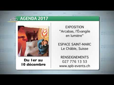 Agenda du 1er décembre 2017