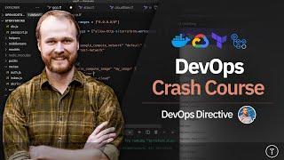 Free DevOps Course using Docker, Terraform, and Github Actions