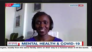 Conversation with Psychologist, Nancy Nyambura on new online tool offering mental support