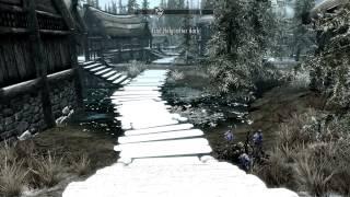 Let's Play Skyrim 123 [Blind] - Ghost Girl