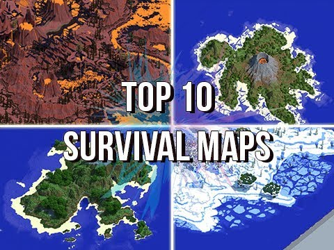 Basic Survival Island Minecraft Project - Mapas survival para minecraft 1 11 2