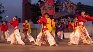 第9回黒崎よさこい祭り2017
