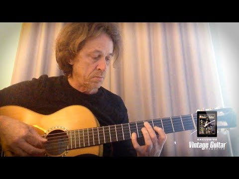 "Dominic Miller Plays ""Shape of My Heart"" and More!"
