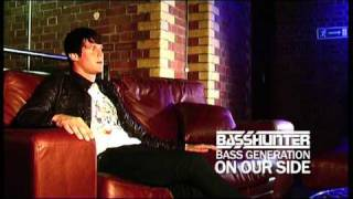 Basshunter - On Our Side (Bass Generation OUT NOW)