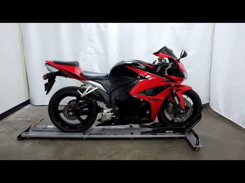 2009 Honda CBR®600RR in Eden Prairie, Minnesota - Video 1