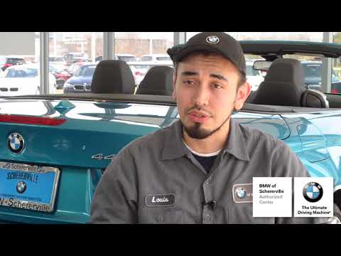 BMW Certified Technician Louis S