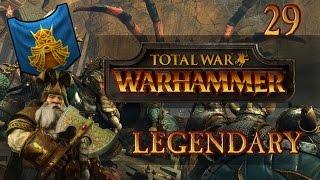 Total War: Warhammer (Legendary) - Dwarfs - Ep.29 - Chasing the Chaos Armies!