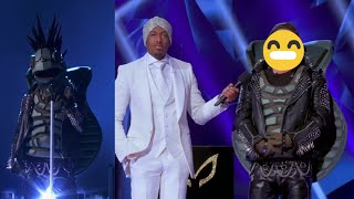 The Masked Singer   The Turtle Performances and Reveal 🐢