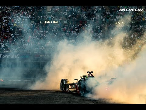 Highlights Mexico City E-Prix - 2018/2019 ABB FIA Formula E - Michelin Motorsport