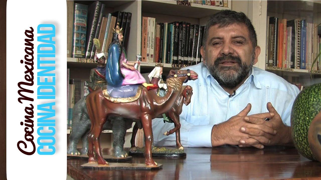 Historia de los Reyes Magos y la Rosca de Reyes, Edmundo Escamilla