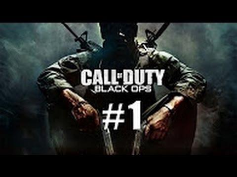 Call of duty Black Ops прохождение на русском - Часть 1: Мейсон и Резнов