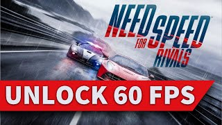 How to Unlock 60 FPS in Need for Speed Rivals