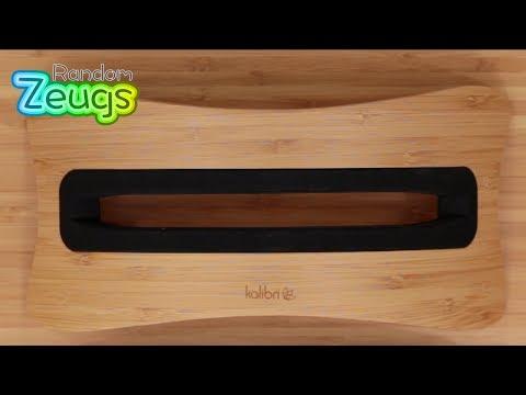 Kalibri MacBook Ständer (Bambus hell)