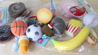 Squishy Haul From Michaels : Download video - Squishies at Michaels!