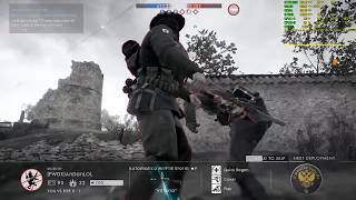 Battlefield 1 - 64Player 140FPS - GTX 1060 6gb + i7-6700k 1080p