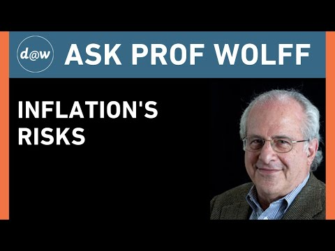 Ask Prof Wolff: Inflation's Risks