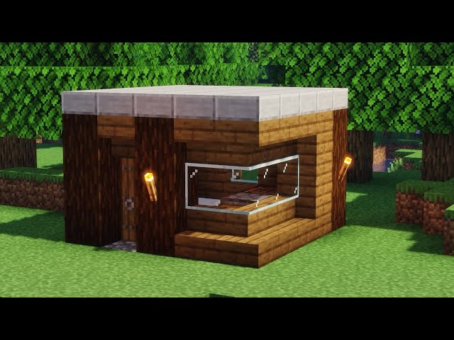 Top 5 Minecraft house ideas for beginners