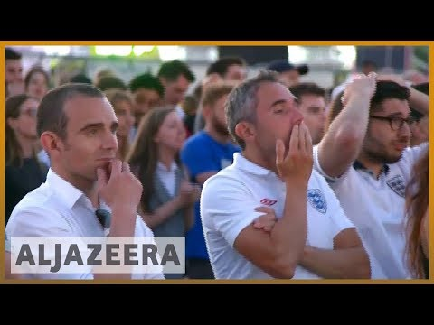 🇬🇧 🇭🇷 Not coming home: Croatia shatter England's World Cup dream | Al Jazeera English