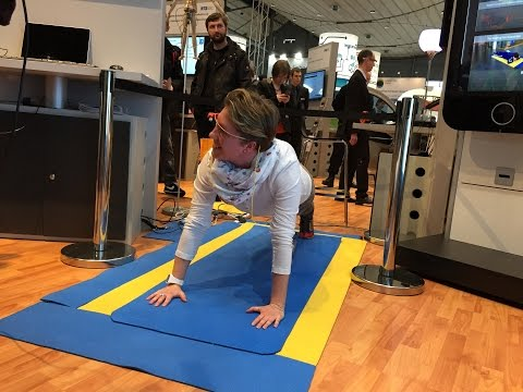 Smart-Mat: Die Intelligente Sportmatte als Fitness-Assistent