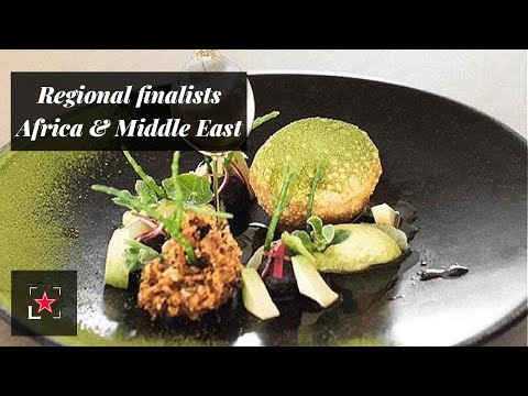 S.Pellegrino Young Chef Food For Thought Award, Regional Finalists – Africa/ME | Fine Dining Lovers