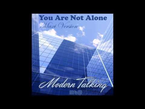 Modern Talking - You Are Not Alone Maxi Version (mixed by Manaev)