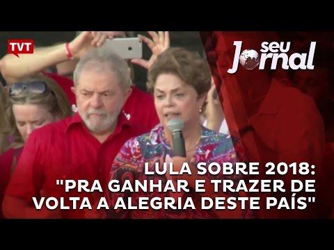 Lula sobre 2018: