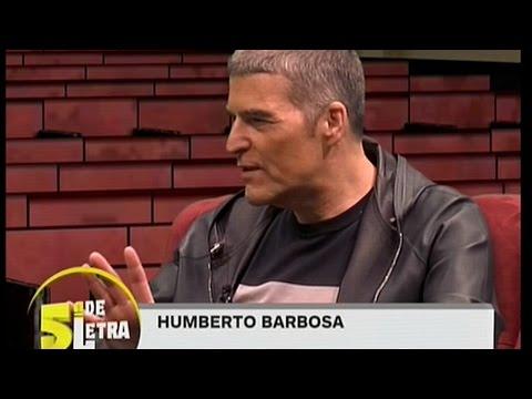 """Dr. Humberto Barbosa no programa """" De Letra"""""""