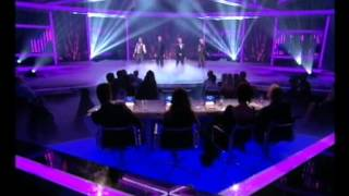 Westlife: X-Factor performance of I'm Already There