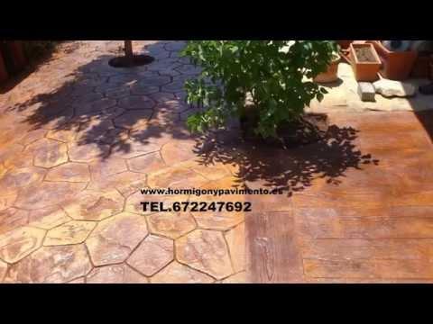 Hormigon Impreso Santa Olalla De Bureba 672247692 Burgos