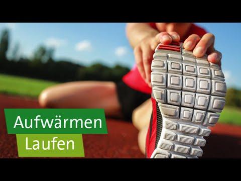 Laufen – Richtig aufwärmen: 4 Dehnübungen zum Mitmachen