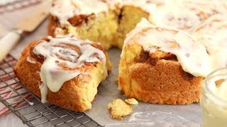 cinnamon roll with self raising flour