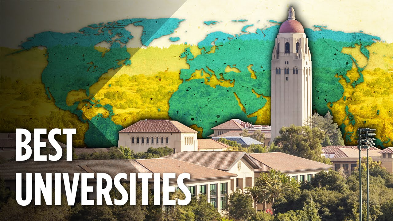 What Are The Best Universities In The World? thumbnail