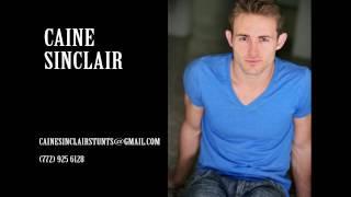 Caine Sinclair 2016 Stunt Reel