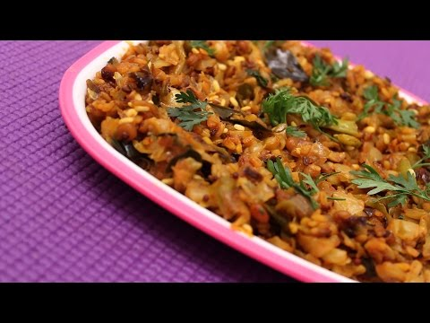 Video Tasty Cabbage Curry with Simple Recipe || Myna Street Food || Food Info