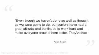 Adam Beach Quotes