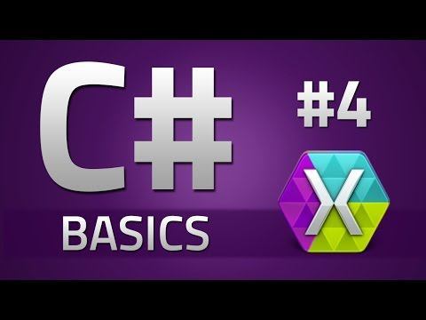 4. How to program in C# - IF STATEMENTS - Beginner Tutorial