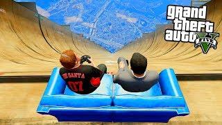 НИКОГДА НЕ ПОВТОРЯЙТЕ ЭТОТ ЖЕСТКИЙ ЭКСПЕРИМЕНТ В GTA 5!!! GTA 5 МОДЫ!