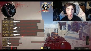 The CRAZIEST BO4 Sniping you will EVER see..
